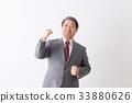 中老年人 商务人士 商人 33880626