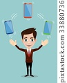 electronic, gadget, man 33880736