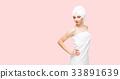 people, towel, woman 33891639