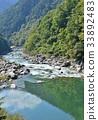 风景区 木曾川 河 33892483
