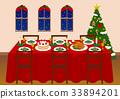 圣诞节 耶诞 圣诞 33894201