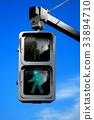 交通信號 紅綠燈 交通燈 33894710