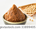 味噌發酵食品傳統食品調味料 33899405
