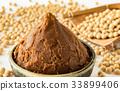 味噌發酵食品傳統食品調味料 33899406