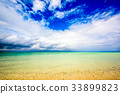 Hatenohama Beach in Okinawa 33899823