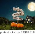halloween, pumpkin, pointer 33901818