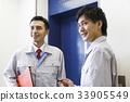 비즈니스 정비 사업 사무실 엔지니어 33905549