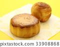 月饼 甜食 点心 33908868