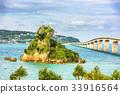Kouri Bridge in Okinawa 33916564