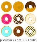 도넛, 디저트, 후식 33917485