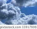 Thunderhead, cloud, clouds 33917606