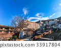 Ikaho Onsen on autumn is a hot spring town 33917804