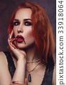化妝 女人 女性 33918064