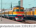 diesel, locomotive, rail 33919119