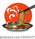 Yakisoba tasty japanese food, 33920327