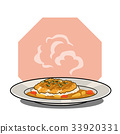 Tonkatsu  tasty japanese food, vector illustration 33920331