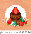 Colorful Cake Sweet Beautiful Dessert Delicious 33922246