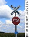 road sign, roadsign, road 33923447