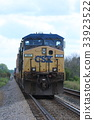 freight train, goods train, locomotive 33923522
