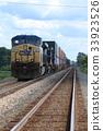 American railways, locomotives, freight trains 33923526