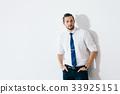 白人 外國人 肖像 33925151