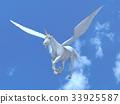 pegasus, mythical, mythology 33925587