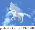 pegasus, mythical, mythology 33925588
