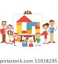 家庭 家族 家人 33938295