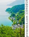 inner lake biwa, community, village 33940859