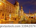 Piazza Navona, Rome, Italy 33942074