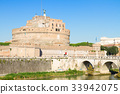 castle st. Angelo, Rome, Italy 33942075