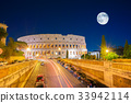 Colosseum in Rome, Italy 33942114