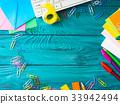 stationery workplace desk 33942494