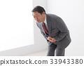 中老年人 公司職員 工薪族 33943380