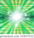 綠色 光線 光 33947532