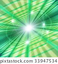 綠色 光線 光 33947534