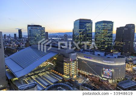 大阪·城市景觀 33948619