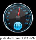 速度计 铬 仪表 33949692