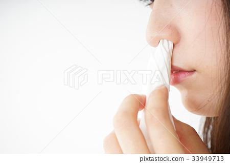 鼻子 口鼻部 流血的 33949713
