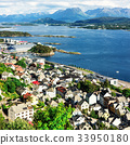 alesund, town, port 33950180