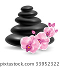 Spa massage stones 33952322