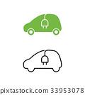 電動 汽車 車 33953078