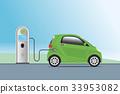 電動 汽車 車 33953082