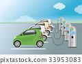 電動 汽車 車 33953083