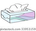 vector, vectors, tissue box 33953159
