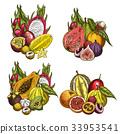 水果 異國情調 異域風情 33953541