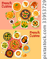 French national cuisine healthy dishes 33953729