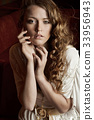 Portrait of a pretty, pale lady 33956943