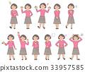 女生 女孩 女性 33957585