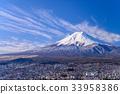 ภูเขาฟูจิ,ภูเขาไฟฟูจิ,ฤดูหนาว 33958386